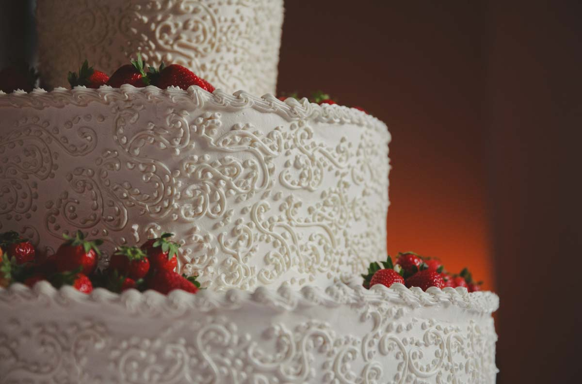 Wedding cake per i matrimoni