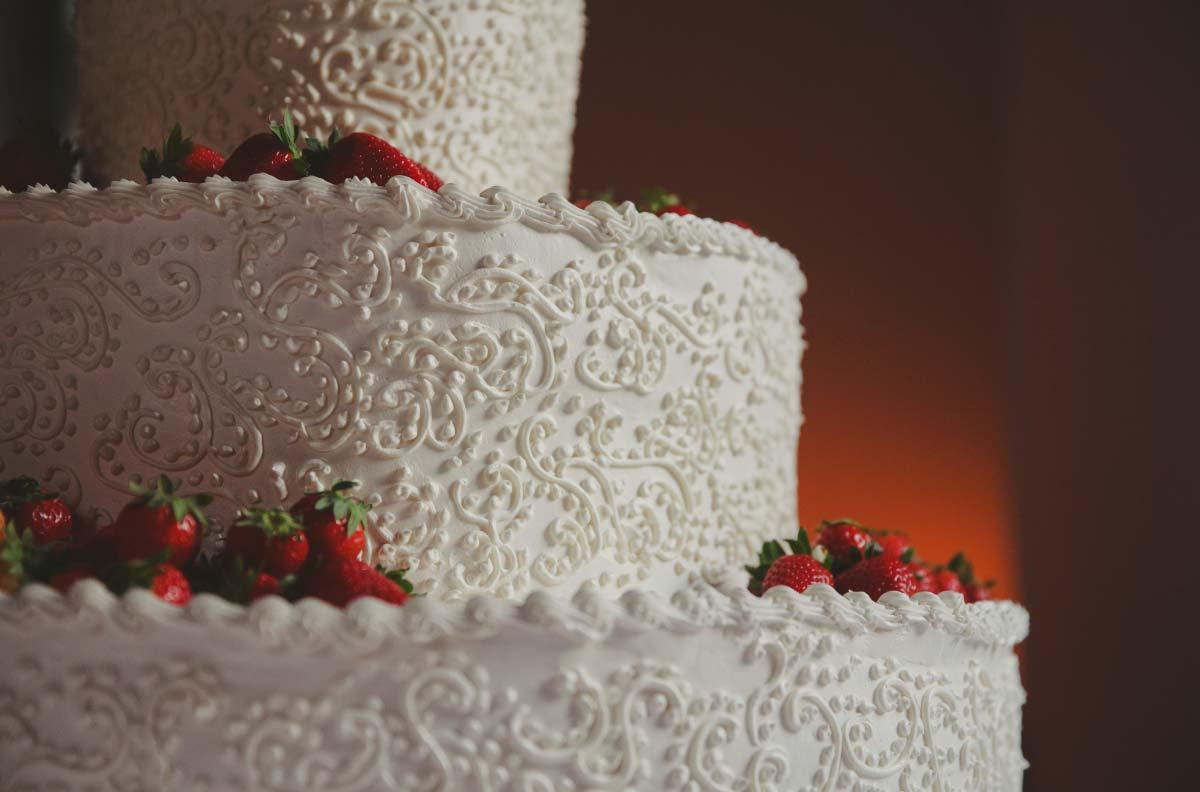 Wedding cake per i matrimoni