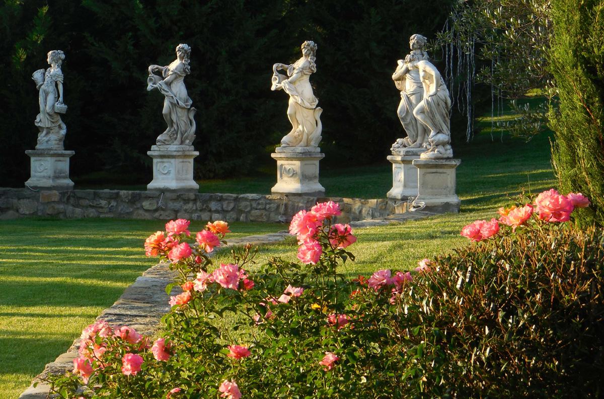Il Parco Del Castello