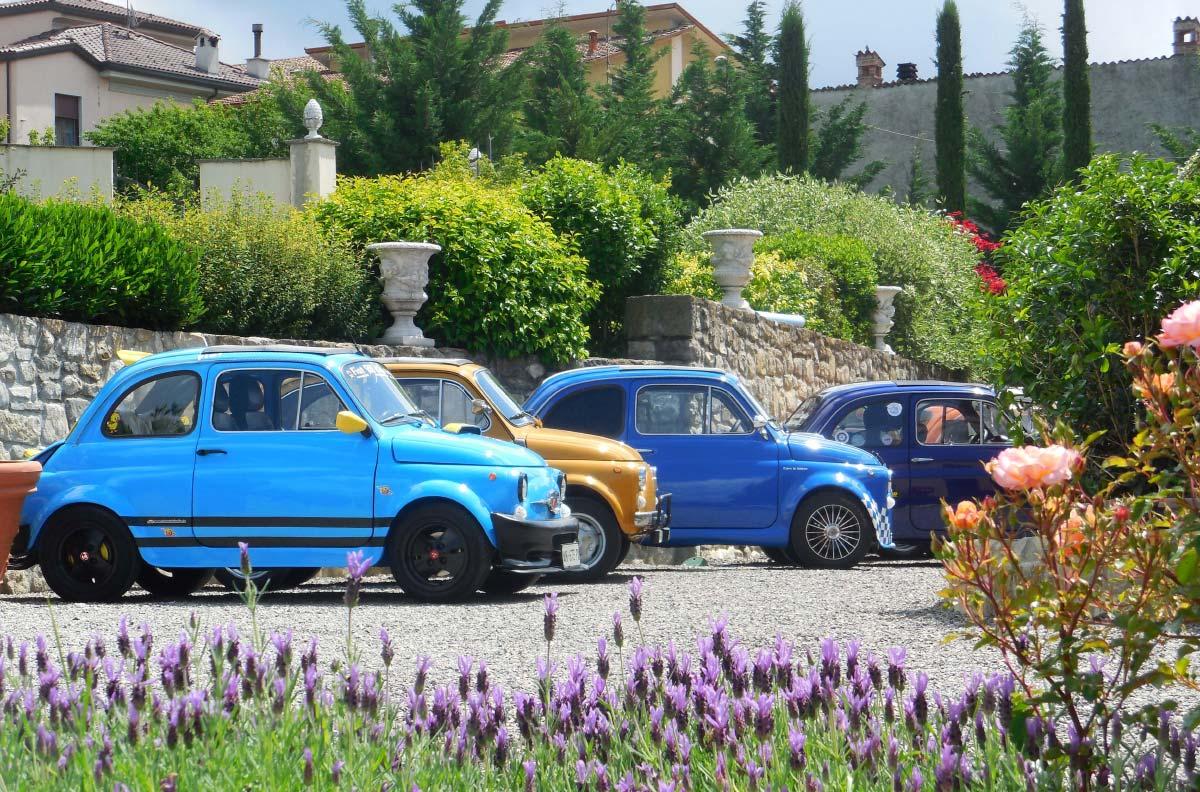 Raduno Fiat 500 Giugno 2016