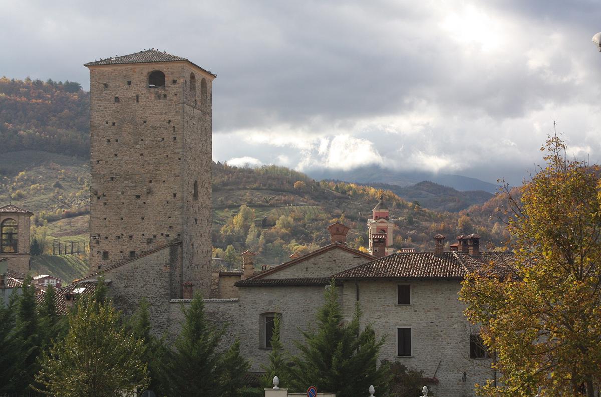 Torre E Castello Malaspina