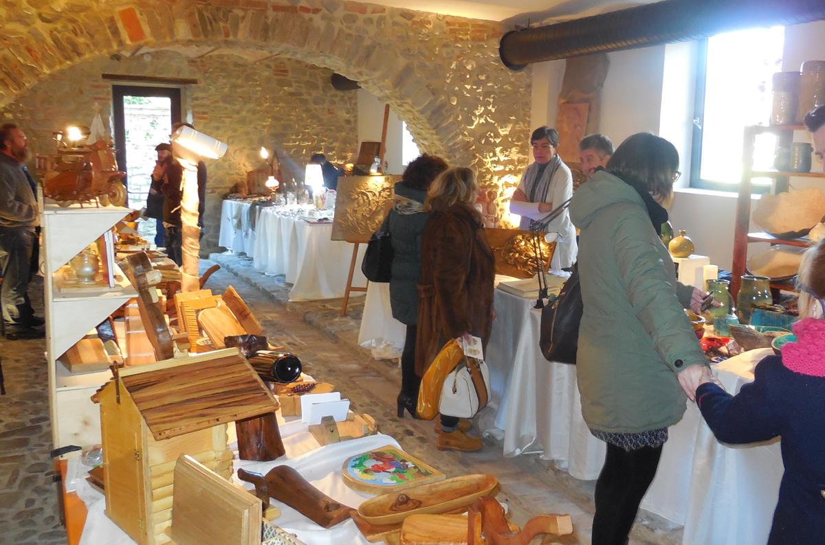 16-17 Dicembre '17, L'Arte Delle Mani Torna Al Castello Malaspina Di Varzi