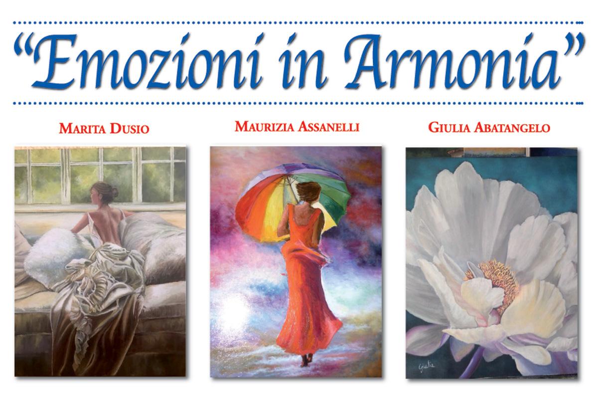 """2-17 Dicembre '17, """"Emozioni In Armonia"""" Al Castello"""