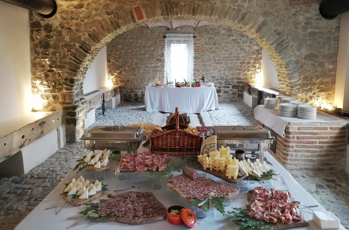 Buffet Nelle Antiche Mangiatoie